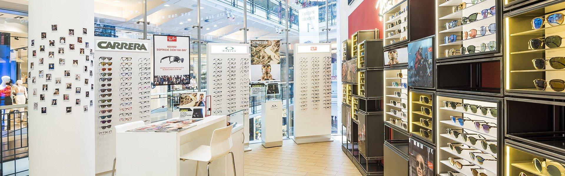 kohtuullinen hinta ainutlaatuinen muotoilu halvin hinta OPTIQUE   PALLADIUM Praha