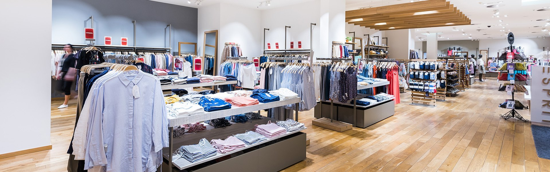 Esprit - fashion and accessories stores