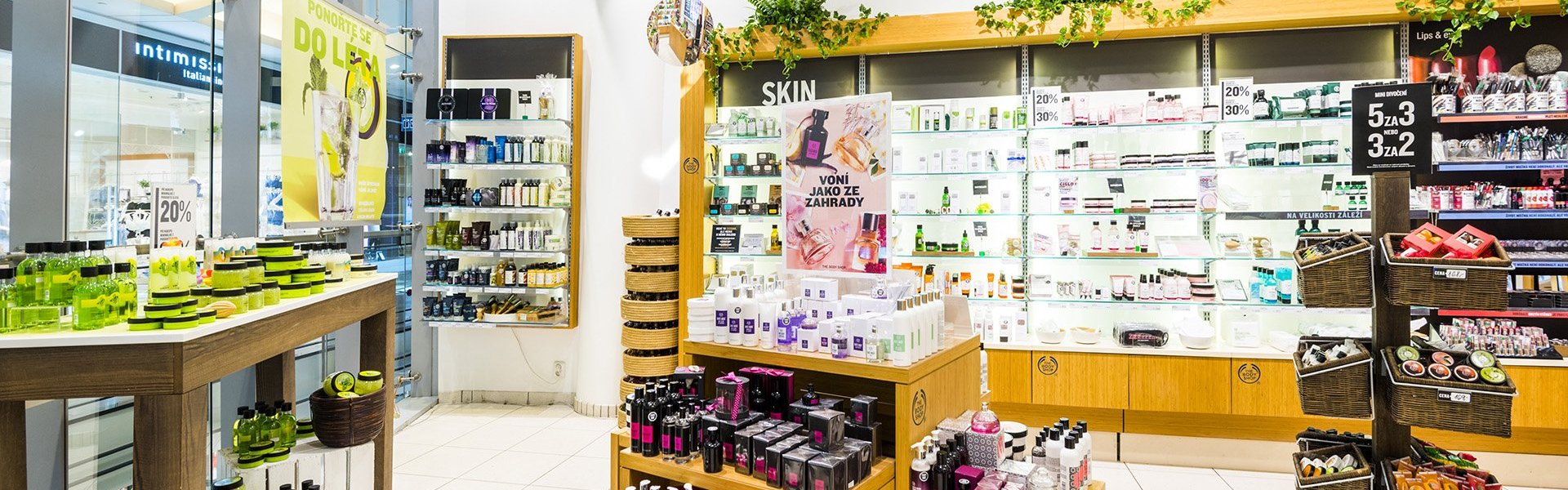 THE BODY SHOP | PALLADIUM Praha