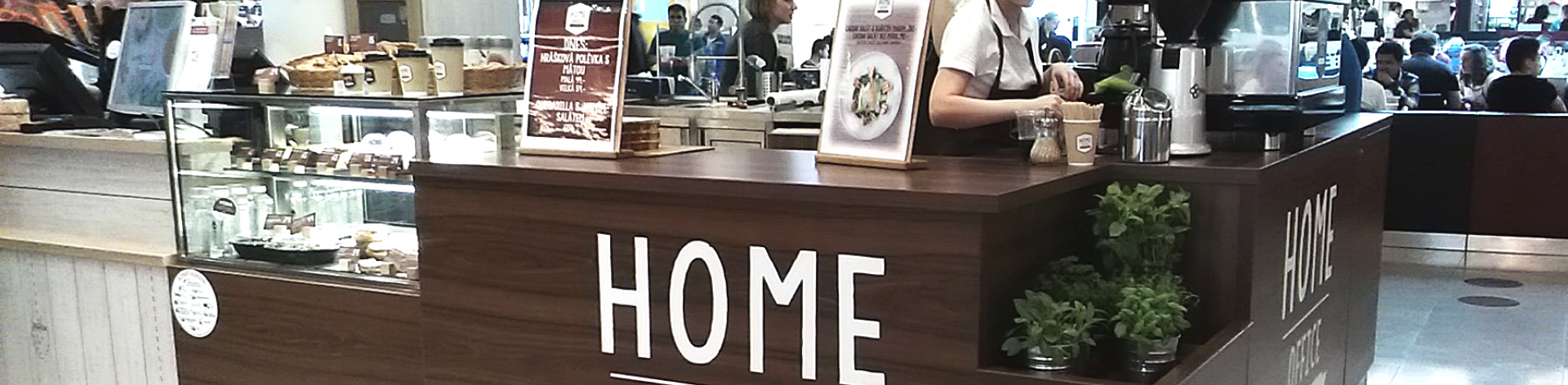 HOME OFFICE Bistro & Coffee