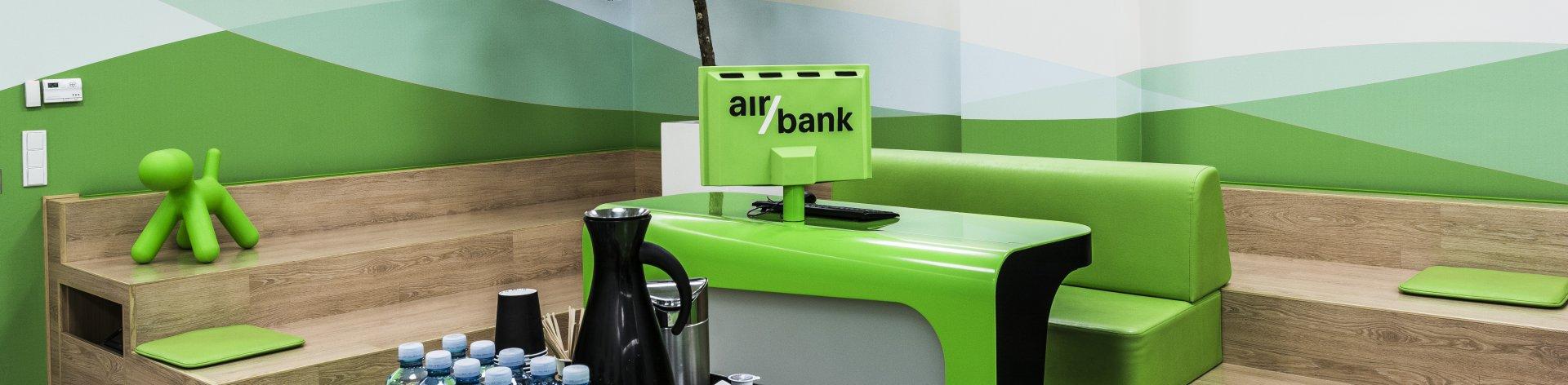 Spořicí účet Air Bank