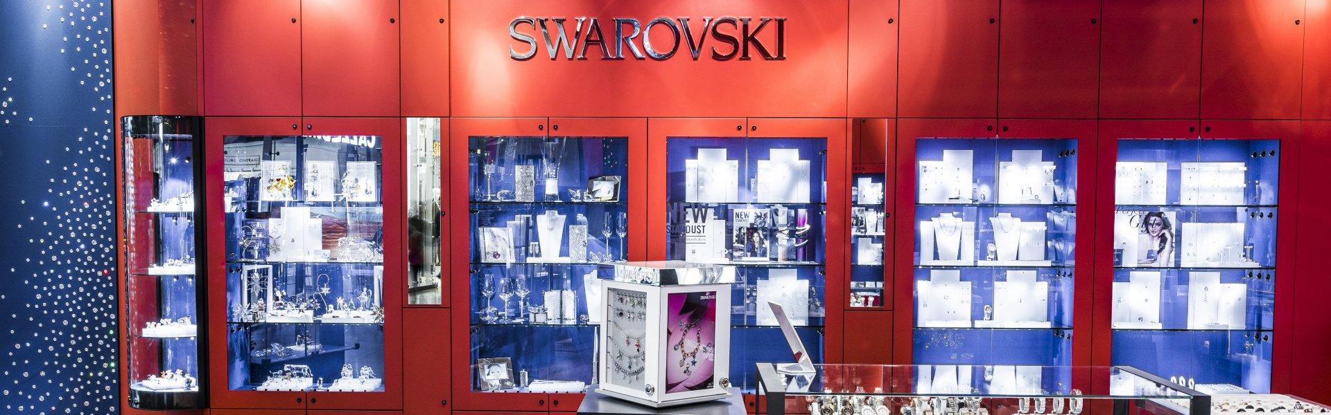 Swarovski We Accept Gift Vouchers