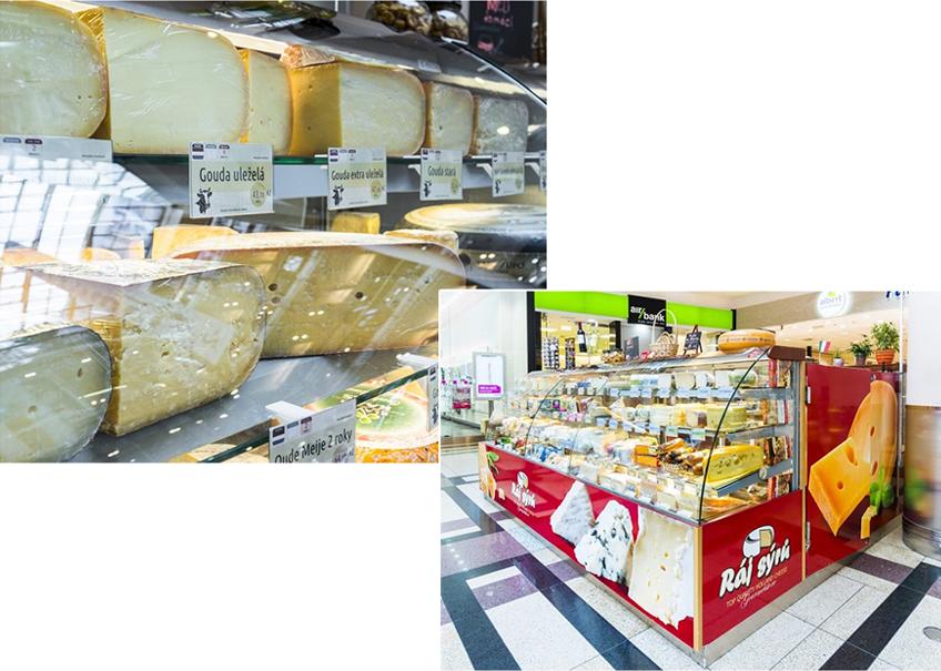 Ráj sýrů, informace o ceně u prodejce