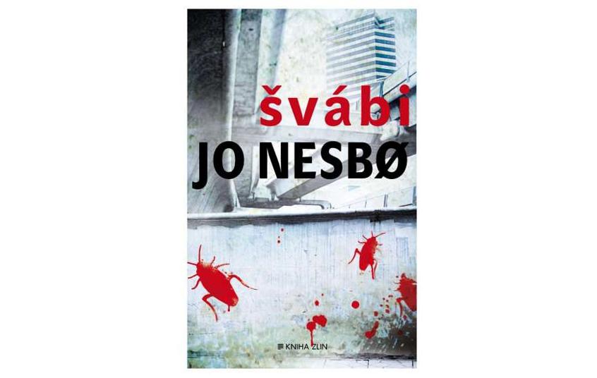 Kniha Švábi – Jo Nesbø, Luxor, orientační cena 399 Kč
