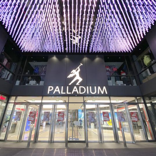 PALLADIUM modernizace vstup osvetleni presiosa